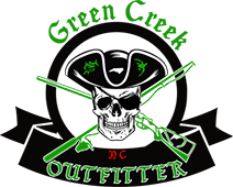 Green Creek Outfitters Logo